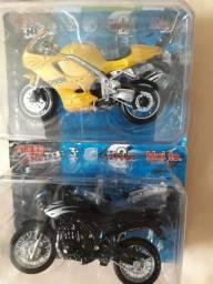Miniaturas de moto 1:18