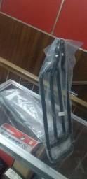 Título do anúncio: Bagageiro MTB tubular preto
