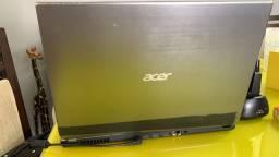 Título do anúncio: Carcaça completa notebook Acer Aspire M5 481T