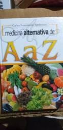 Título do anúncio: medicina alternativa de a a z