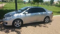 Corolla xei prata 2010 aut +multimidea - 2010