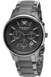 Relógio Armani Ar1451 Cerâmica Original