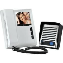 Interfone instalado e video porteiro