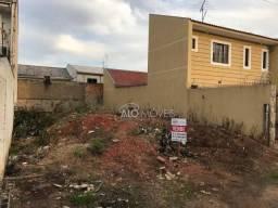 Terreno à venda, 144 m² por r$ 140.000 - ganchinho - curitiba/pr