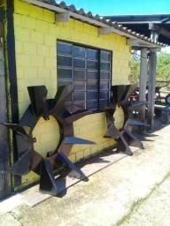 Rodas picão p/ trator PAR