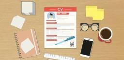 Consultoria e Elaboração de Currículo Profissional