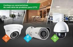 CFTV Cameras de segurança vendas manutenção instalação DF e Go