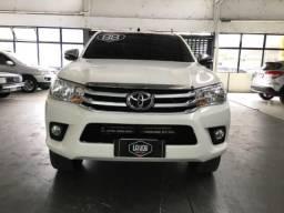 Hilux CD Srv 4x4 2.8 TDI Automático Diesel - 2017