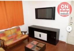 Apartamento com 1 dormitório para alugar, 50 m² por r$ 1.700/mês - ponta da praia - santos