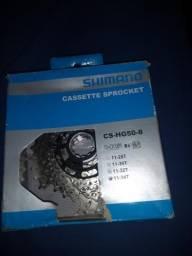 Cassete Shimano 11/34 dentes 8v