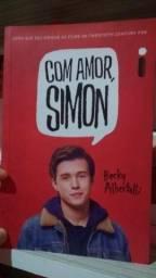 Livro com amor simon