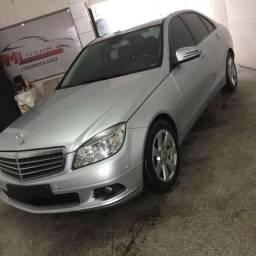 Mercedes C200 2010 - Nova - 2010