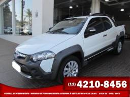 Strada adventure 1.8 cd 16v flex 3p manual 2016 branca - 2016
