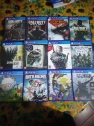 Jogos de PS4!!!!