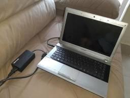 Notebook usado Samsung
