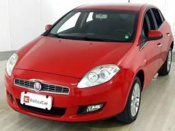 Fiat Bravo ESSENCE 1.8 Flex 16V 5p - Vermelho - 2013 - 2013