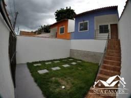 MG Casa 2 quartos Pronta, Documentação Grátis, Centro da Serra 1º etapa - MCMV