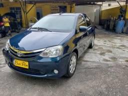 Toyota Etios Sedan XLS 1.5 Automático GNV Ger. 5 - 2017
