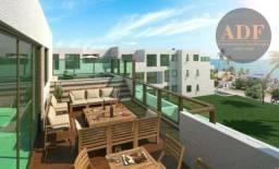 Luar de Toquinho - Apartamento duplex com 4 quartos - Praia de Toquinho - Ipojuca/PE