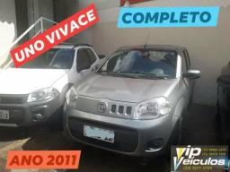 Uno vivace 1.0 completo ano 2011 - 2011