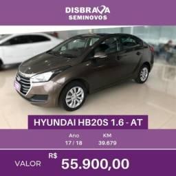 Hyundai HB20S Conf. Plus - 2018