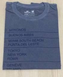 Camisas originais da Osklen. Consulte tamanhos no WhatsApp: *18