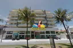 Apartamento com 2 dormitórios à venda, 95 m² por r$ 490.000,00 - braga - cabo frio/rj