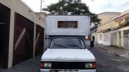 Caminhão A 40 - alcool e gnv ano 86 Bau - 1986