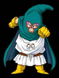 Cosplay Mighty Mask (DBZ)