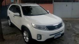 Sorento 2015 aut completo com gnv 5ª geração financia - 2015