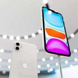 IPhone 11 128gb Branco novos lacrados -1ano de garantia somos loja física