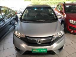 HONDA FIT 1.5 LX 16V FLEX 4P AUTOMÁTICO - 2016