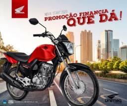 Zero de entrada pelo banco honda - 2020