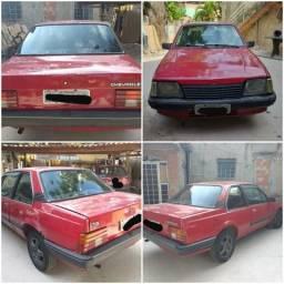 Monza só vendo R$ 3600,00 - 1986