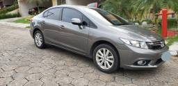 Honda new civic lxr 1.8 13/14 - 2014