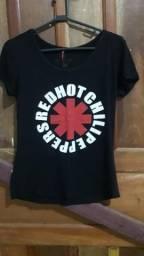 Camiseta de banda