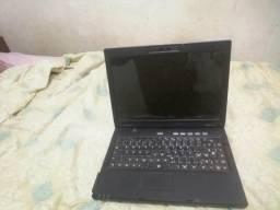 Notebook estragado $40 reais
