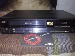 Video Cassete JVc HR-D 227m