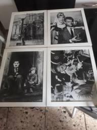 Coleção De Quadros 31x39 medida Veja Fotos