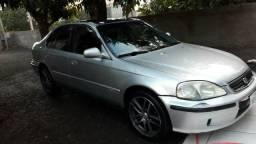 Civic LX completo ano 2000 2000 - 2000