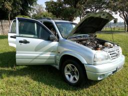 Tracker 4X4 Ano 2007 Completo ABS / Air Bag - 2007