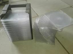 45 caixinhas pra cd ou jogos