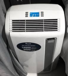 Ar condicionado portátil 12000 BTU/h Pinguino