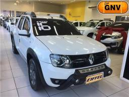 Renault Duster oroch 1.6 16v flex dynamique 4p manual - 2016