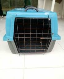 Vende-se caixa de transporte de cachorro