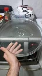 Prato para microondas