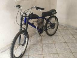 Vendo uma bicicleta mtorizada