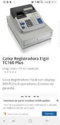 Caixa registradora elgim tchau 160