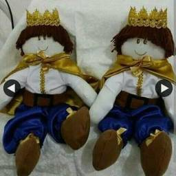 Boneco príncipe 40 cm