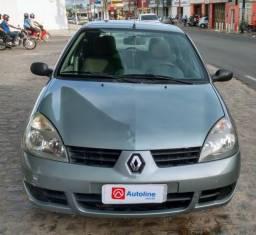 Renault clio 1.0, ano: 2009 (completo) - 2009